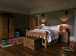 8 best handmade wooden bed frames uk images on pinterest
