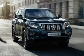 new 2018 toyota land cruiser on sale from 32 795 auto express