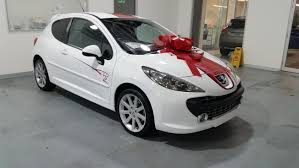 peugeot 207 new 207 hdi lemans new owner