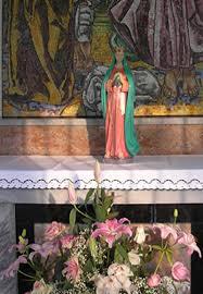 santuario madonna delle ghiaie di bonate le apparizioni di ghiaia di bonate