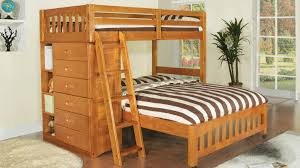 Triple Bunk Bed Designs Bed 3ft Single 3 Tier Heavy Duty Solid Pine High Triple Sleeper