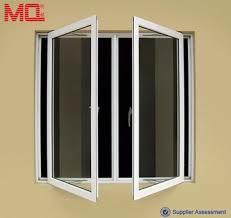 Aluminum Awning Windows Aluminum Glass Casement Window With Handle Lock View Glass