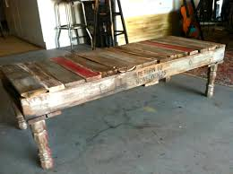 tables made from pallets wood pallet furniture coffee table made pallets from wooden nurani