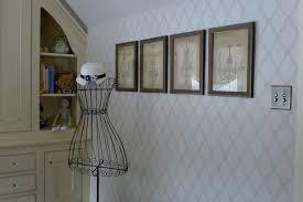 traditional wallpaper fabric geometric crivelli trellis