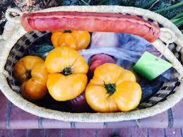 Ina Garten Tomato Tart Recipe Heirloom Tomato And Goat Cheese Tart Surreyfarms A Serene Haven