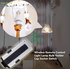 remote control light bulb socket carprie dimmers e27 electronic wireless remote control light l