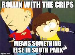 South Park Meme - south park jimmy timmy memes imgflip