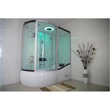 shower allin 4in1 white left