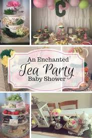 Tea Baby Shower Favors by Tea Themed Baby Shower Decorations 16199