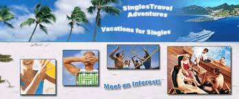 singles travel vacations trips by singles in paradise for