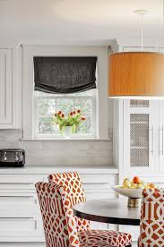 best kitchen curtains curtains orange and white printed best images about fr one curtain