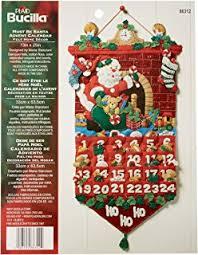 100 seasonal home decorations bucilla seasonal felt amazon com bucilla felt applique home decor kit 27 by 5 inch