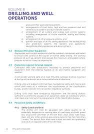 surface minimum bureau petronas drilling operations guideline