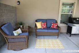 Patio Furniture Guelph by Mom U0027s New Outdoor Decor The Sunny Side Up Blog