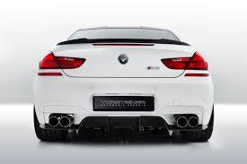 2015 m6 bmw no rear spoiler on 2015 m6 gc