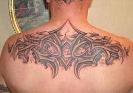 60 excellent tribal tattoos design for back