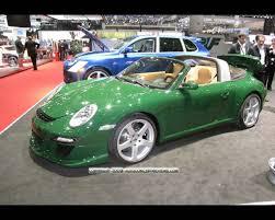 ruf porsche ruf porsche 911 greenster 2010