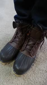 keep your feet warm this winter with lugz mallard men u0027s boots