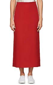 silk skirt the row stratski silk skirt barneys new york