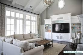 Family Room Drapespillows The Sunny Side Up Blog - Family room