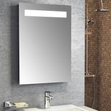 montreal 500x700mm led mirror inc anti fog demist shaving port