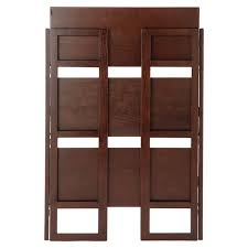 folding bookshelf java solid wood stackable folding bookshelf