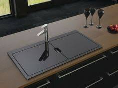 Black Kitchen Sink Black Kitchen Sinks  Fashionable And - Black glass kitchen sink