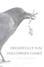 raven halloween party frightfully fun halloween party games u2014 being spiffy