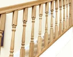 Contemporary Stair Parts by Traditional U0026 Contemporary White Oak Stair Spindles Stair Parts