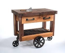 butcher block kitchen island cart overwhelming rolling prep cart kitchen carts butcher block kitchen