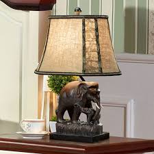 top desk lamps southeast wind thai elephant lamp decorated living
