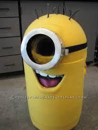 Despicable Minion Costume 25 Kids Minion Costume Ideas Diy Minion