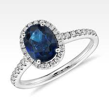 diamond rings gemstones images Gemstone engagement rings sapphire ruby emerald blue nile jpg