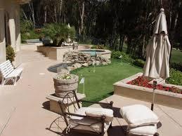 best backyard putting greens u2014 home design lover