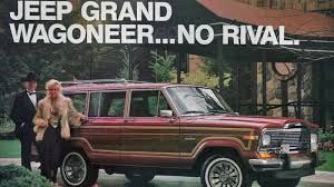 wood panel jeep cherokee new jeep wrangler and grand cherokee in 2017 grand wagoneer for 2018