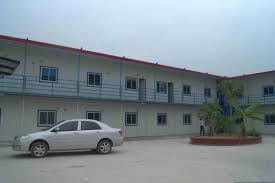 buy prefabricated steel structure house 001 type with good