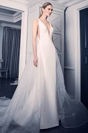 structured wedding dress romona keveza official website