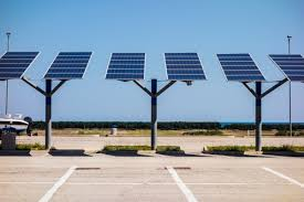 solar panel parking lot lights why led lights are simply better your solar outdoor lights blog