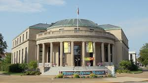 Sandusky Ohio Six Flags Merry Go Round Museum Themeparkfanatic