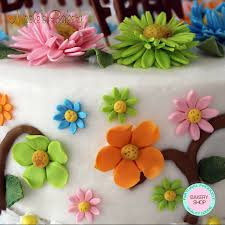 cake flowers design by nicole u0027s bakery