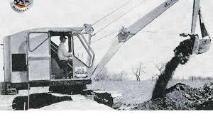 classic machines schield u0027s bantam excavator youtube