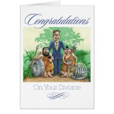 congratulations on your divorce card congratulations on your divorce cards invitations greeting