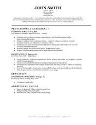 short resume lukex co