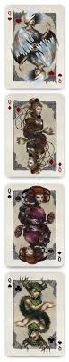 kingdoms of a new world cards printed by uspcc by