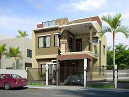 home design breathtaking double storey residential house amazing