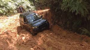 land rover freelander td4 off roading trengganu malaysia 2 youtube