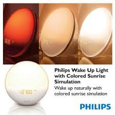 Philips Light Therapy Best Philips Natural Light Alarm Clock Amazing Wake Up Lamp