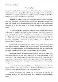 essay format high school a narrative essay sle essay writing format for high school