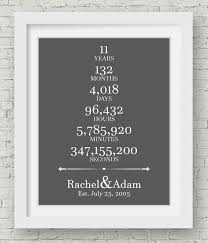 11th anniversary gift ideas 26 best 11th anniversary gift ideas images on