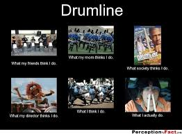 Drum Major Meme - drumline what people think i do what i really do